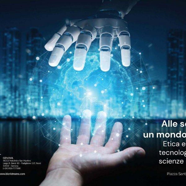 ALLE SOGLIE DI UN NUOVO MONDO. Etica e sviluppo tecnologico nelle scienze della vita